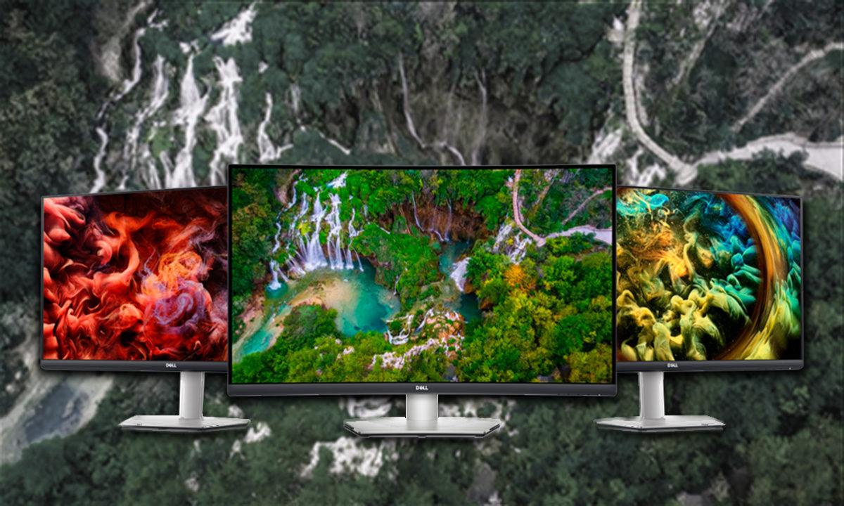 Dell S-Series Monitores 4K