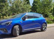 Renault Clio 2020, agilidad 55