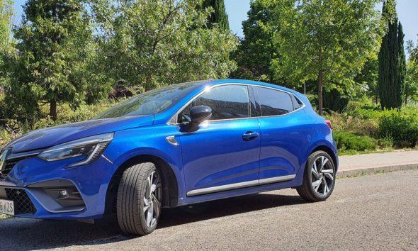 Renault Clio 2020, agilidad 30