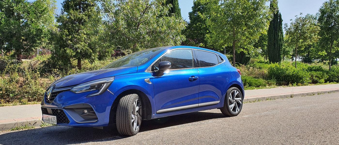 Renault Clio 2020, agilidad 31