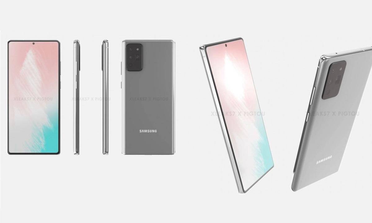 Galaxy Note 20 Ultra: más filtraciones cuando aún no sabemos si es real
