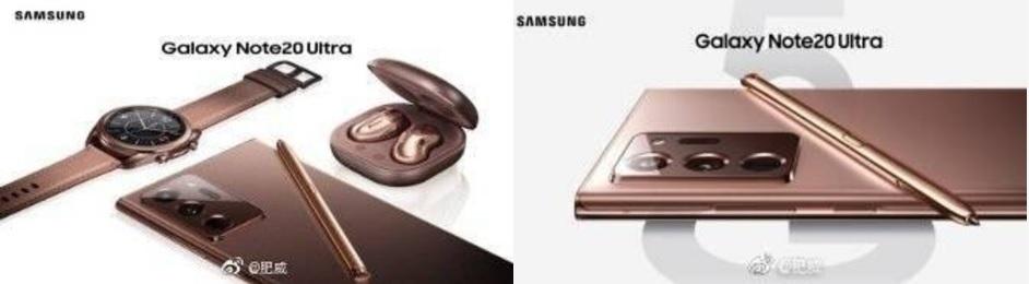 Primer render oficial del Galaxy Fold 2 y nuevas imágenes del Galaxy Note 20 Ultra 33