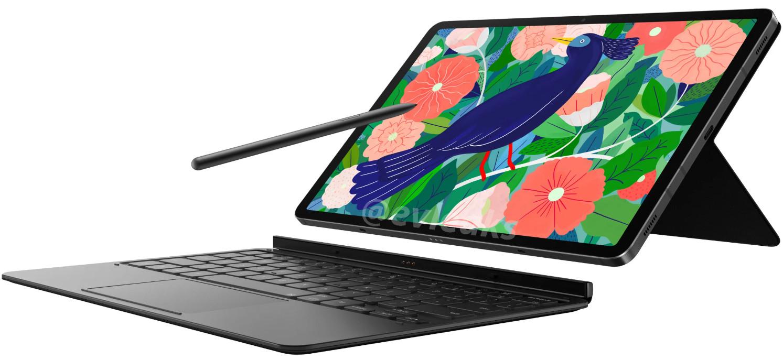 Especificaciones completas de los tablets Galaxy Tab S7 y Plus 31
