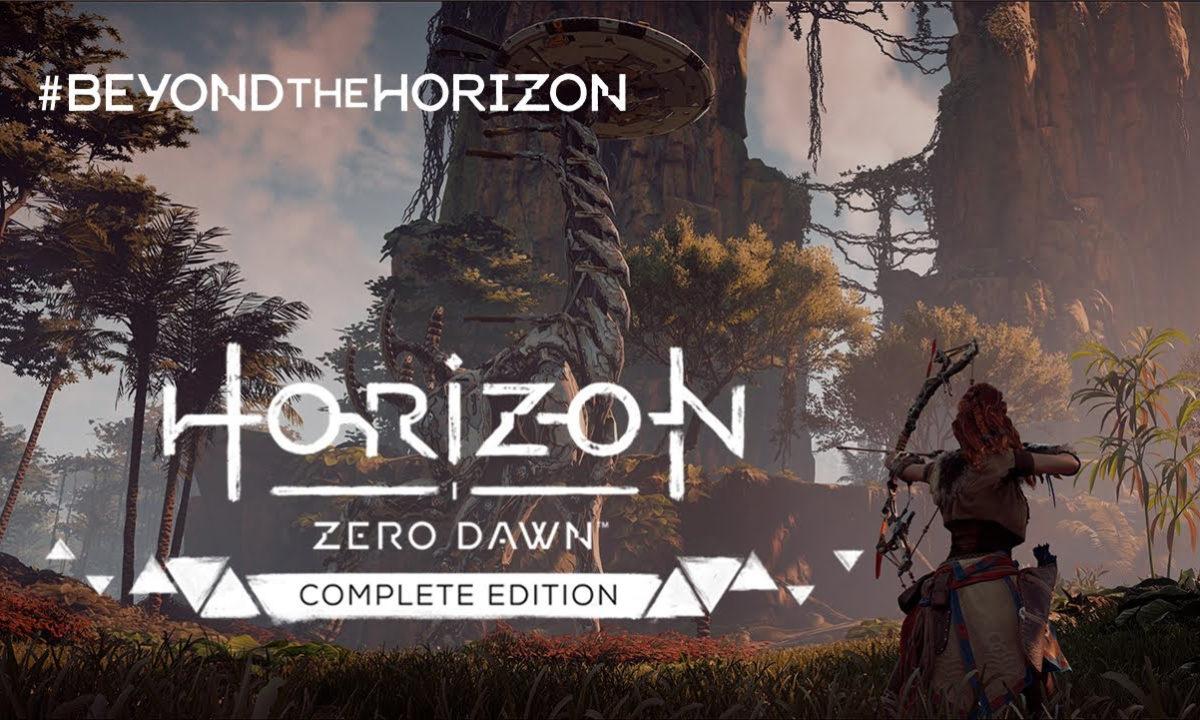 Horizon Zero Dawn revela su fecha de lanzamiento en PC - CDB