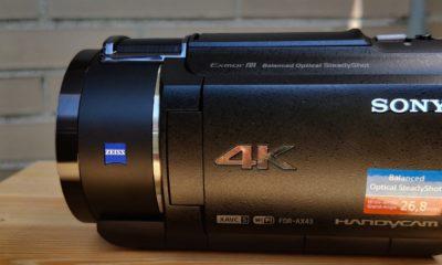 Sony Handycam 4K AX43, análisis: Crea sin límites 45
