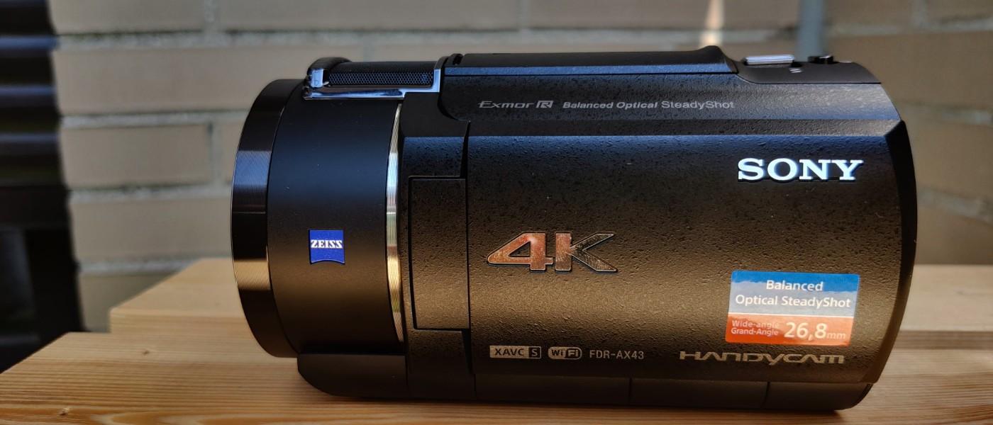 Sony Handycam 4K AX43, análisis: Crea sin límites 31