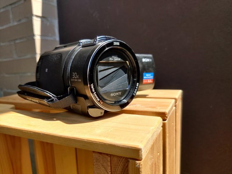 Sony Handycam 4K AX43, análisis: Crea sin límites 33
