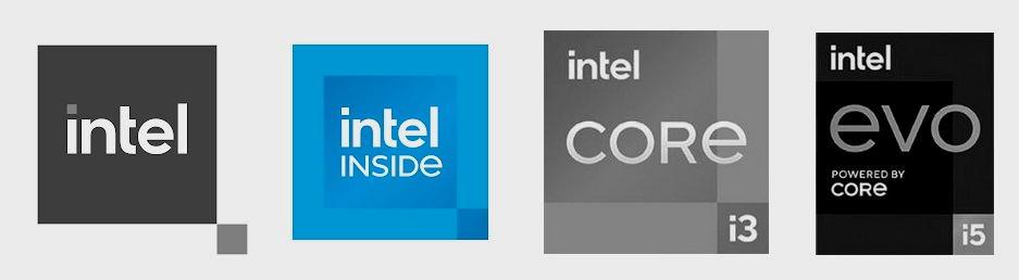 Intel logos nuevos