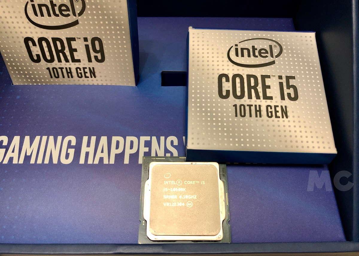 Intel Core i5 10600K, análisis: el rey en juegos 40