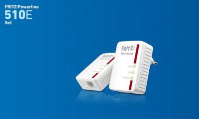 FRITZ!Powerline 510E de AVM: lleva tu conexión a Internet en cualquier rincón de tu hogar 40