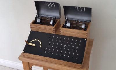 máquinas Enigma
