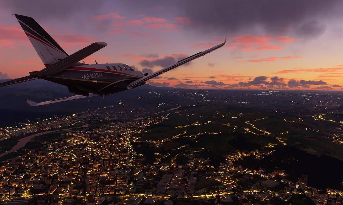 La actualización World Update I: Japan de Microsoft Flight Simulator ya está disponible gratis en Xbox Game Pass para PC, Windows 10 y Steam