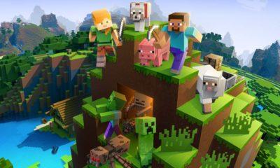 Minecraft en Azure