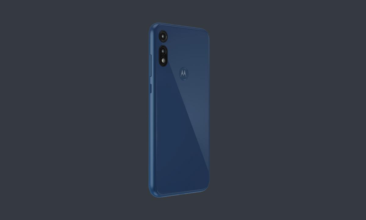 Motorola Moto E7 render