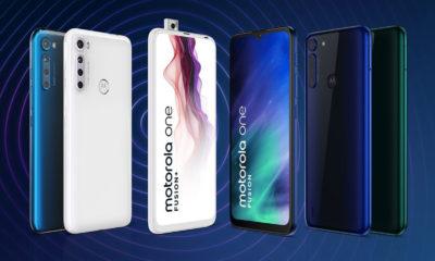 Motorola One Fusion Especificaiones Precio