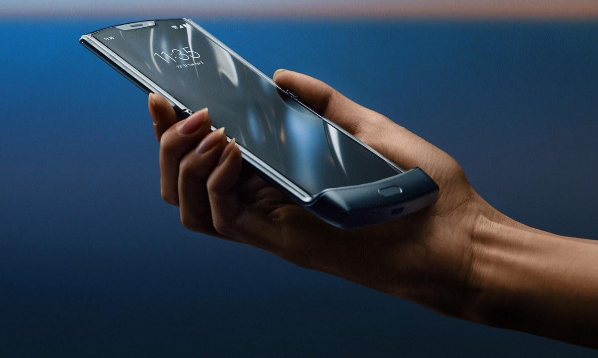 Así luce el Motorola Razr 2020 en sus primeros renders 30