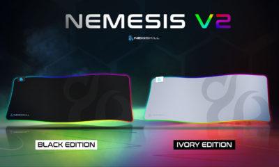 Newskill Nemesis V2 Ivory Black