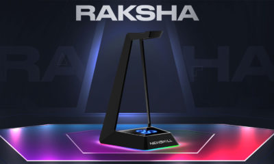 Newskill Raksha Soporte Auriculares Gaming RGB