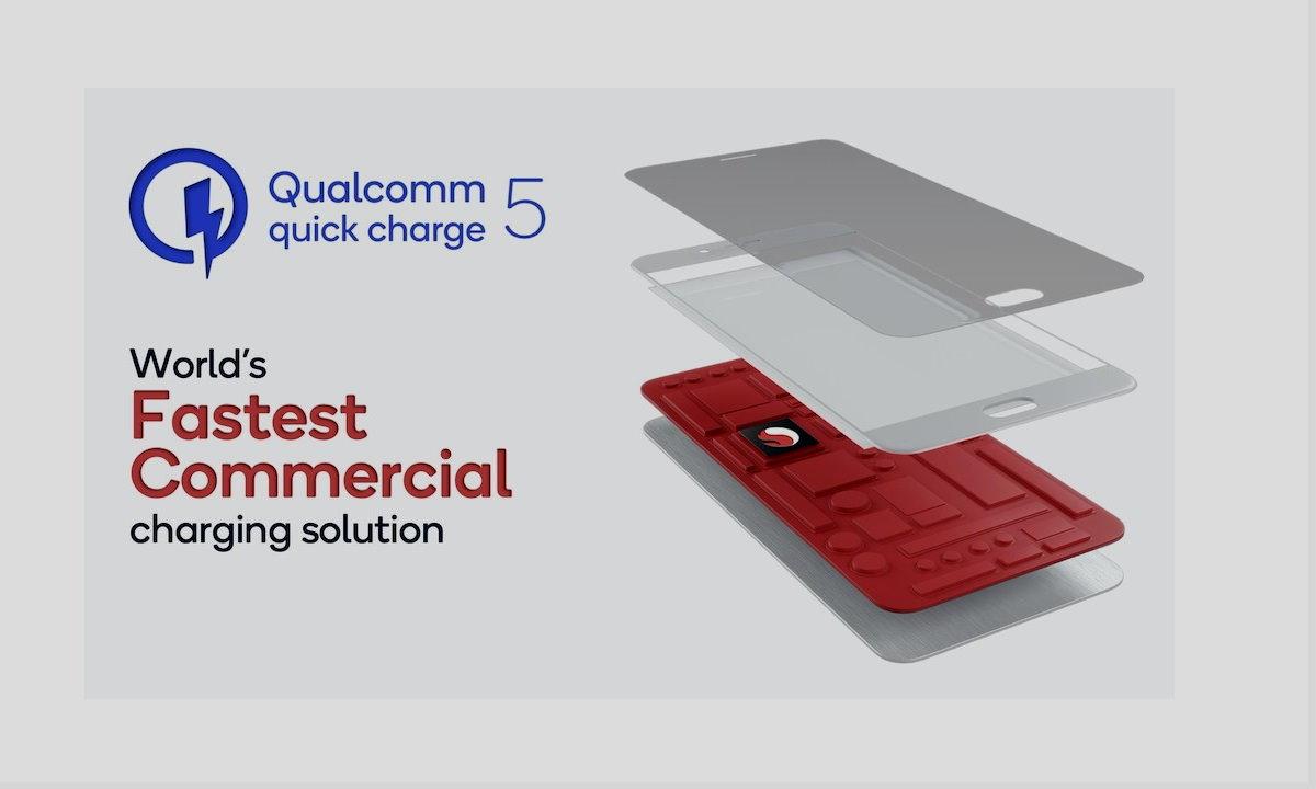 Qualcomm Quick Charge 5 promete cargar tu smartphone en 15 minutos 30