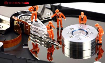 Recuperar ficheros