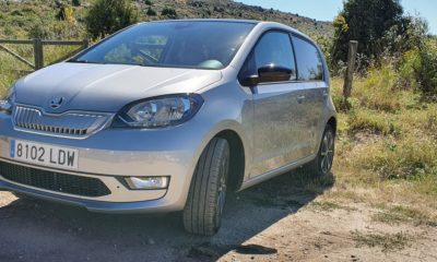Škoda Citigo iV, deducciones 22