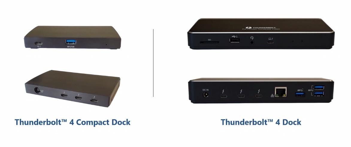 Intel anuncia Thunderbolt 4 y confirma el soporte de USB 4.0 40
