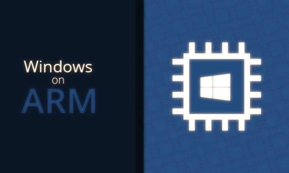 Windows 10 y el salto a ARM