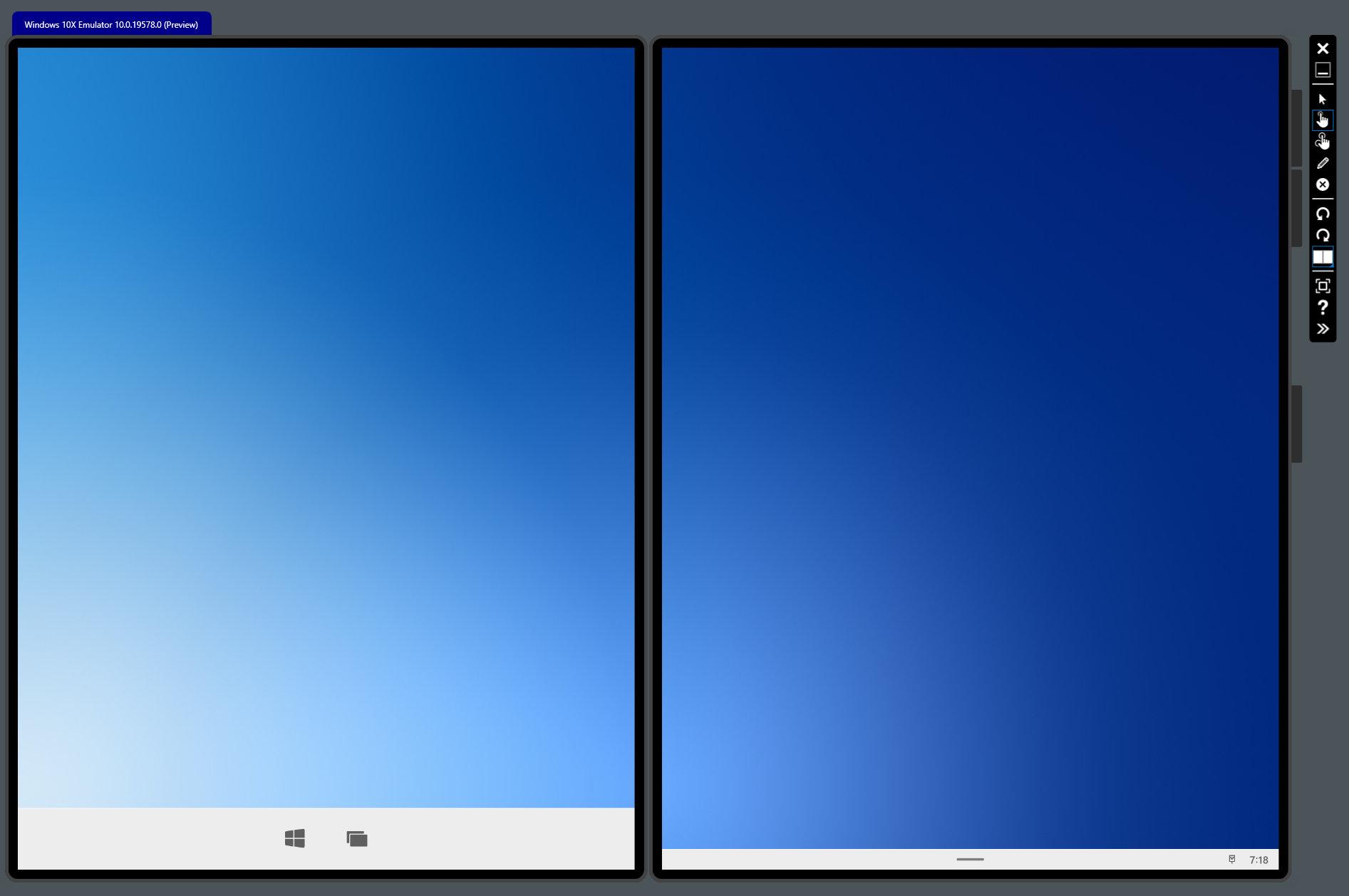 Probamos Windows 10X, el sistema para dispositivos plegables de Microsoft 41