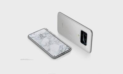 Xiaomi Mi Mix 2020 con cámaras en el lateral, un diseño conceptual bastante alocado 40