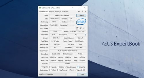 ASUS ExpertBook B9450FA, análisis: el valor de un ultraportátil llevado al extremo 79