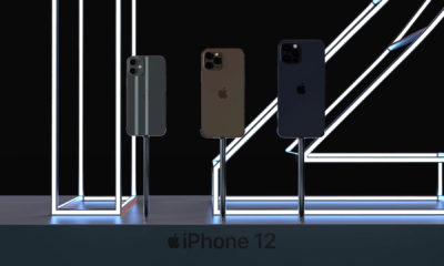 iPhone 12 Camara video 4k 240 fps
