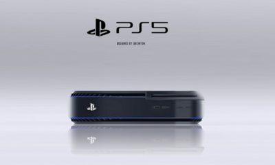 laterales de PS5