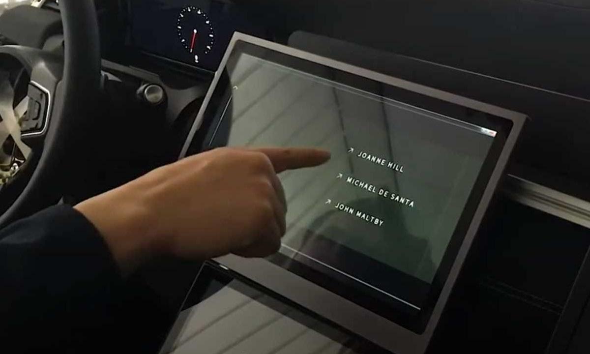 Así es la pantalla táctil que funciona sin necesidad de tocarla 30