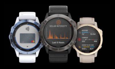 Garmin apuesta por la carga solar y presenta relojes con semanas de autonomía 5