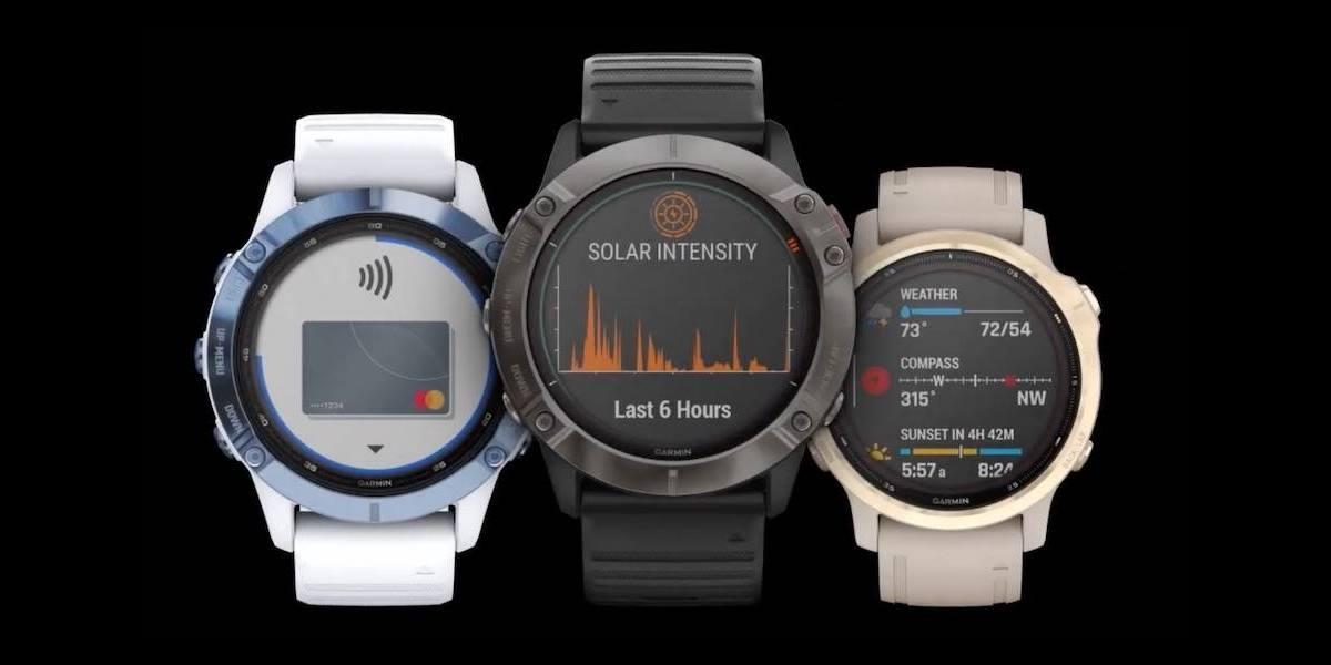 Garmin apuesta por la carga solar y presenta relojes con semanas de autonomía 31