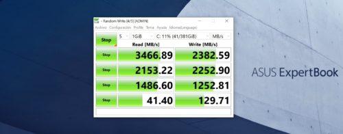 ASUS ExpertBook B9450FA, análisis: el valor de un ultraportátil llevado al extremo 77