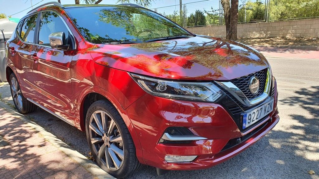 Nissan Qashqai 2020, fórmulas 31
