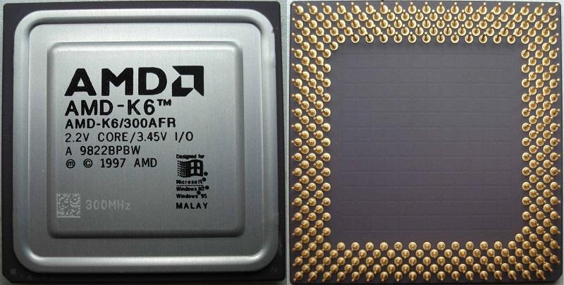 procesadores de AMD