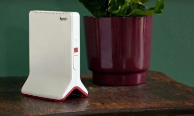 FRITZ!Repeater 3000 de AVM: un repetidor tribanda de alto rendimiento con Wi-Fi Mesh 2