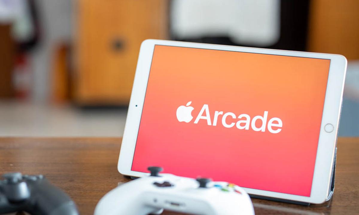 Apple Cloud Gaming streaming gaming