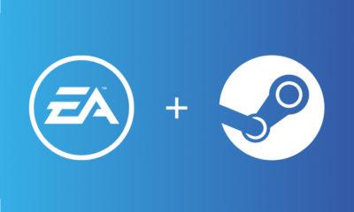 EA vuelve a Steam Juegos