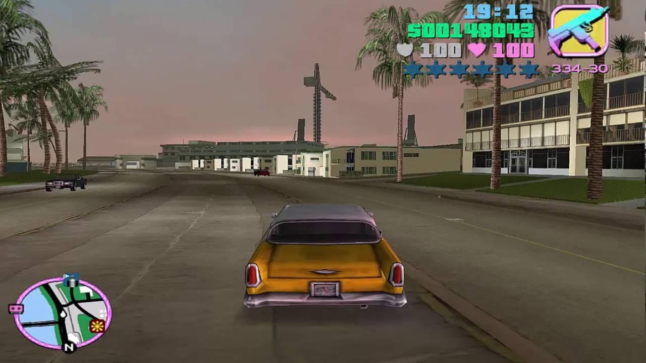 GTA 6 y un remake de GTA Vice City