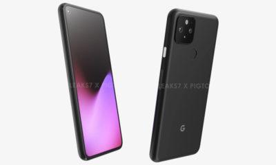 Google Pixel 5 con Snapdragon 765G