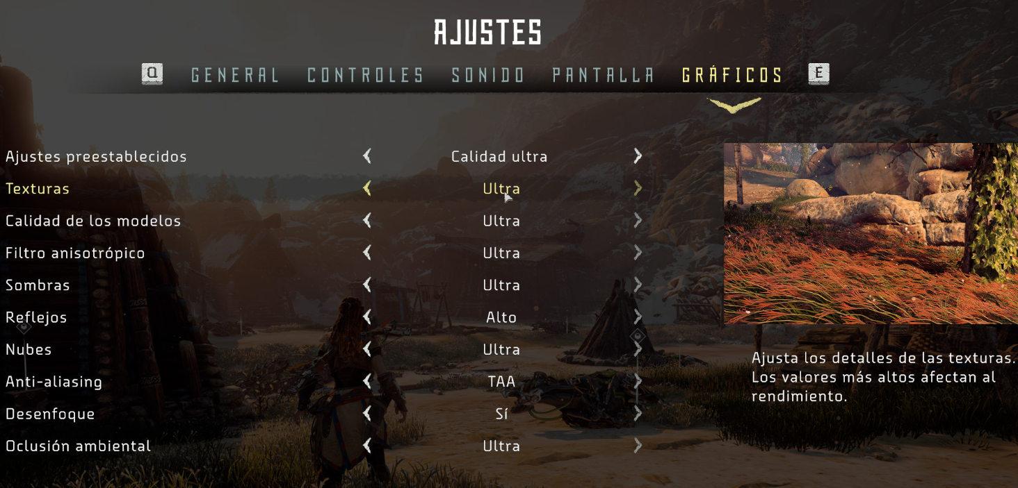 Horizon Zero DawnComplete Edition, análisis en PC 34