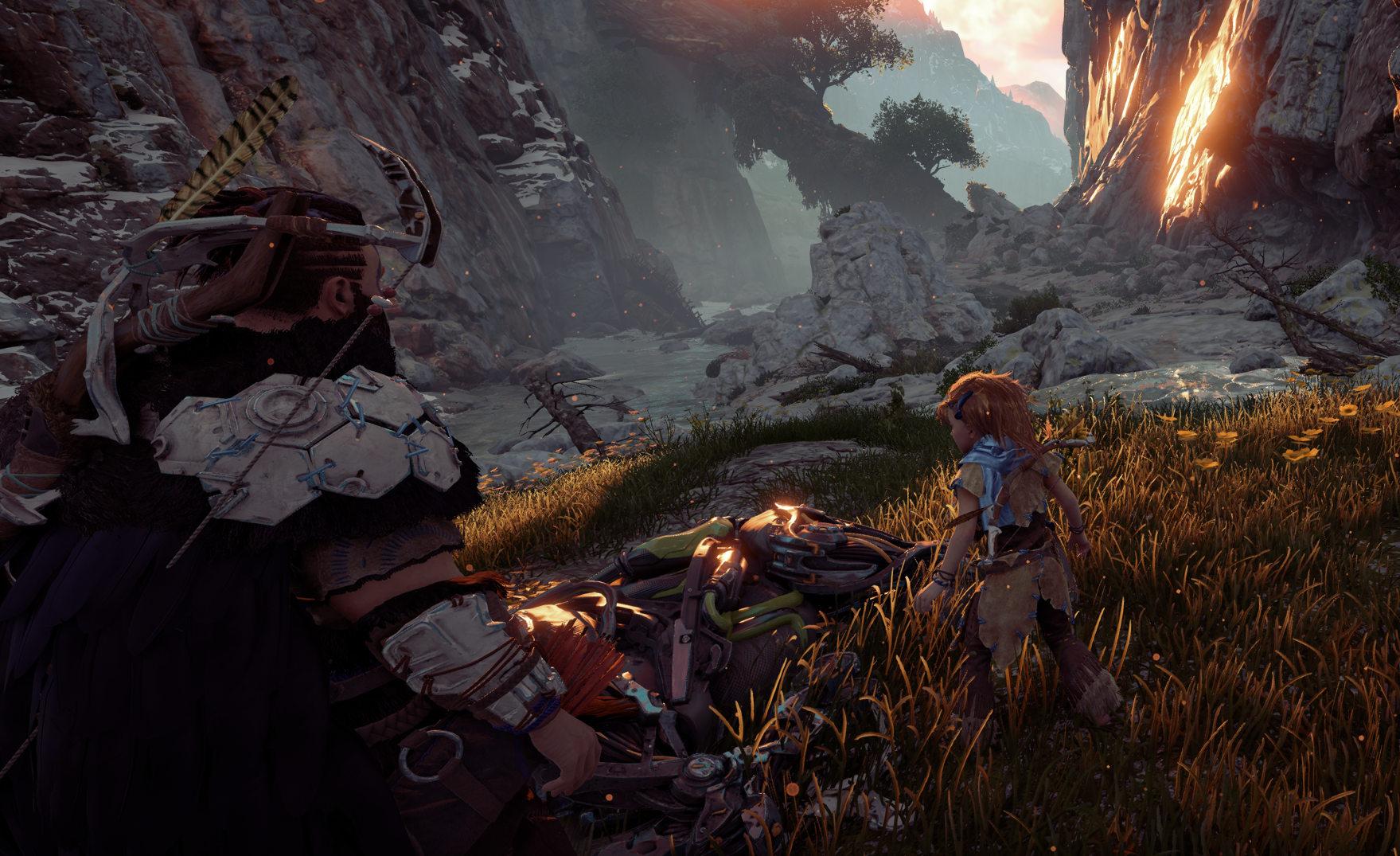 Horizon Zero DawnComplete Edition, análisis en PC 42