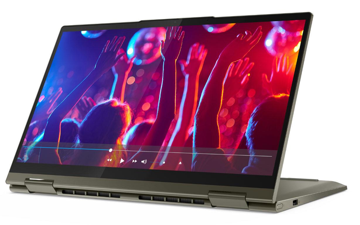 Lenovo actualiza su serie Yoga con cinco nuevos portátiles 33