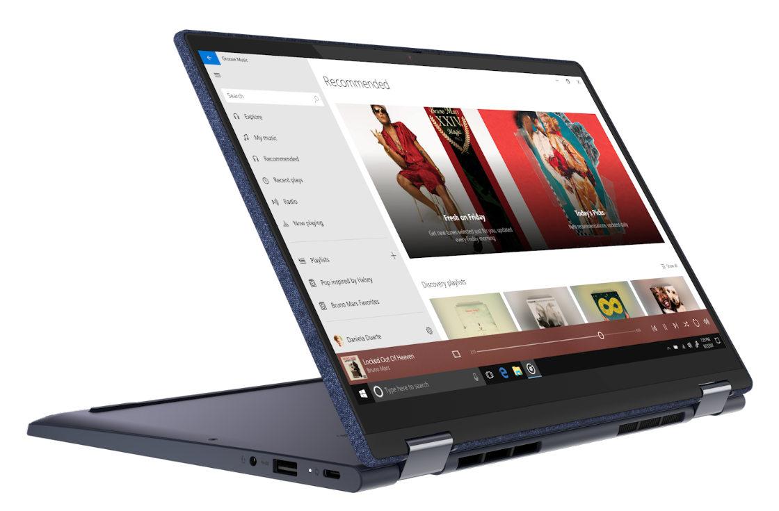 Lenovo actualiza su serie Yoga con cinco nuevos portátiles 35