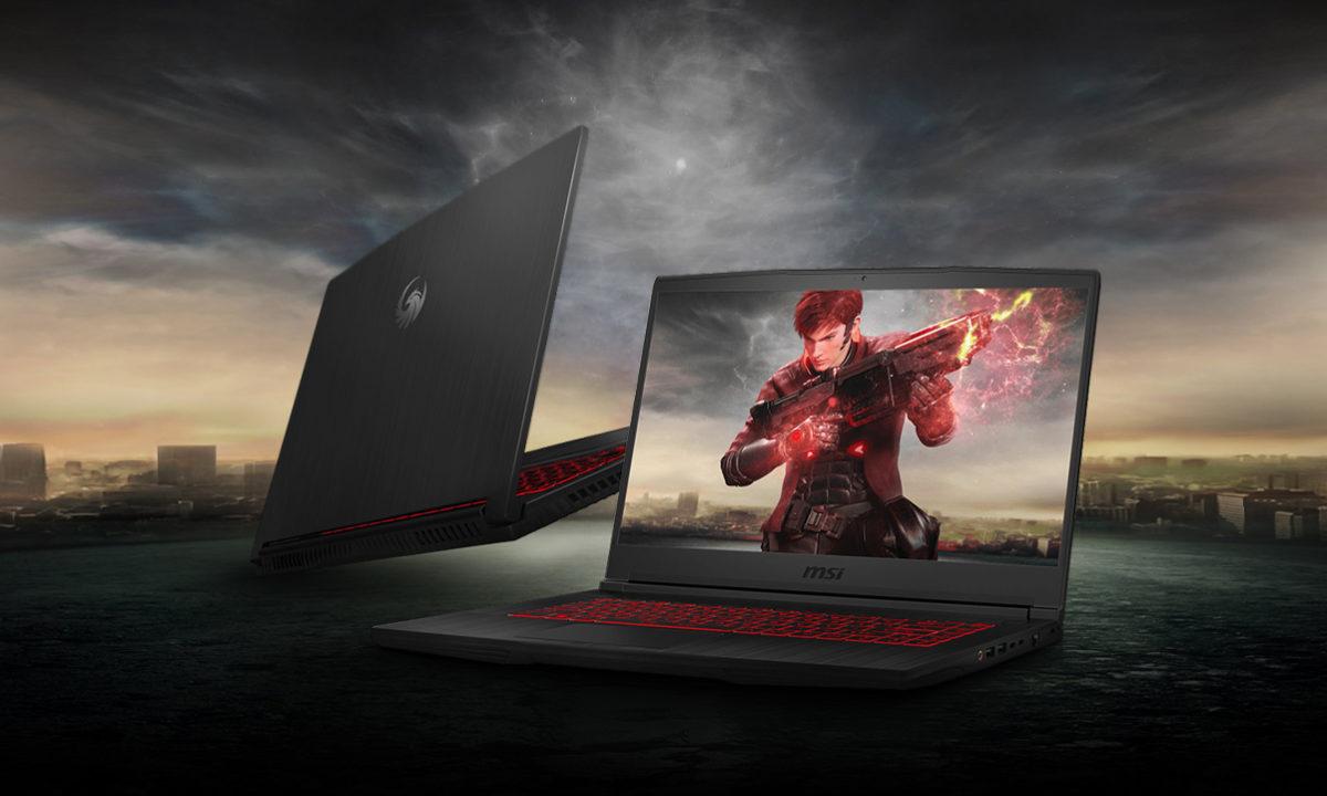 MSI Bravo 15 portatil gaming AMD