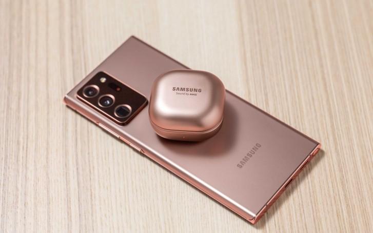 Samsung presenta los Galaxy Buds Live: especificaciones y precio 32