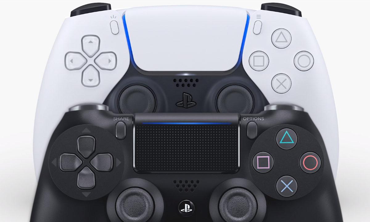 PS5 Dualshock 4 Dualsense PS4
